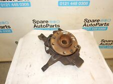RENAULT MEGANE MK3, 1.6 PETROL, O/S DRIVERS FRONT WHEEL HUB WITH ABS SENSOR