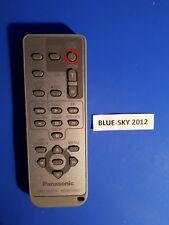 Original Panasonic Control Remoto N 2 qaec 000017 para PV-GS300PC, Pvgs 36, Pvgs 500