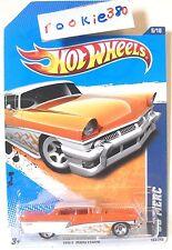 2010 Hot Wheels HOT AUCTION #163 * '56 MERC * 1956 KMART EXCLUSIVE VARIANT USLC