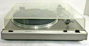 Vintage Hitachi HT-324 Belt Drive Turntable (1979-1981) WORKS