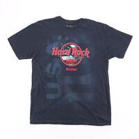 HARD ROCK CAFÉ Biloxi Blue Music Short Sleeve T-Shirt Mens L