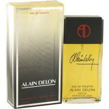 ALAIN DELON 4.4oz / 125ml Eau De Toilette Spray Rare Discontinued Item (BC25