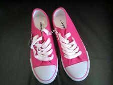 Girls Pink Pumps - Size 1 **New**