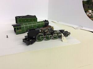 Triang Hornby Flying Scotsman Chassis Drive. Spares Or Repair.