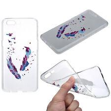 OnePlus 5 Hülle Case Handy Cover Schutz Tasche Schutzhülle Henna Bumper Bunt