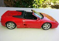 Diecast 1/18 Ferrari F 355 in red by UT