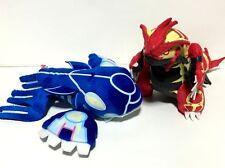 Pokemon plush / Orijin Kyogre & Groudon / MY Pokemon Collection / Japan doll
