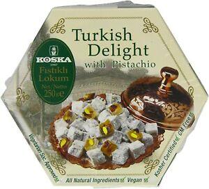 Koska Turkish Delight Pistachio 250g