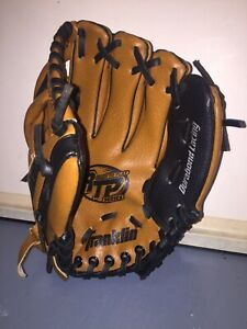 """Franklin Childs RTP Series 9 1/2"""" Right Handed Baseball Glove With Durabond Lace"""