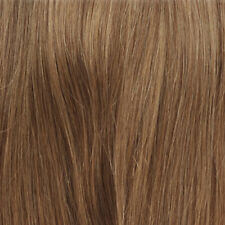 One Piece Clip In Remy 100% Natural Human Hair Extensions Full Head 18 inch Lady