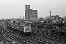 British Rail Class 47 with breakdown train Rail Photo