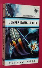 FLEUVE NOIR ANTICIPATION 1967 N°329 (17) L'ENFER DANS LE CIEL RICHARD-BESSIERE