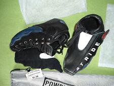 Powerslide Stride Racing Speed Inlineskate Carbon Schuhe Schiene 7000er Alu 38