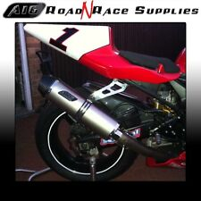 Yamaha YZF R1 2002-2003 A16 Race Road Legal Titanium Exhaust with Carbon Outlet
