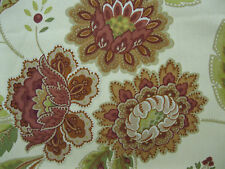 Mill Creek Fabric Pattern Maras Color Spice Cotton  2.3 Yards x 55 Inches