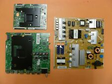 SAMSUNG LED TV  COMPLETE PARTS REPAIR SET FROM UN55JU6700
