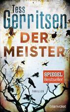 Der Meister von Tess Gerritsen (2017, Klappenbroschur)