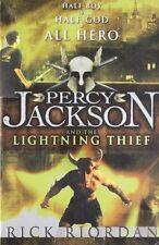 Percy Jackson and the Lightning Thief,Rick Riordan