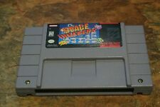 SPACE INVADERS For SUPER Nintendo SNES