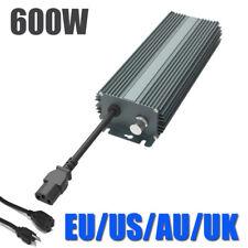 600w Digital Ballast for MH or HPS Grow Lights 240V for plant growing light
