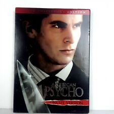 American Psycho Uncut Version Killer Collector's Edition Christian Bale