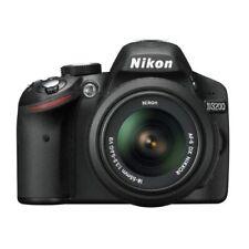 Nikon D3200 24.2 MP CMOS Digital SLR With 18-55MM F/3.5-5.6 Auto Focus-S DX
