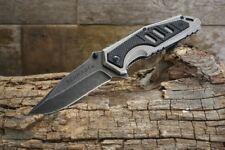 Schrade Linerlock Stonewash Folding Pocket Knife G10 9Cr18MoV SCH507
