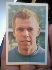 RONNEY PETTERSSON  SWEDEN  SPANISH FOOTBALL CARD  IX MUNDIAL MEXICO 70