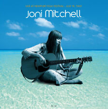 Joni Mitchell - Live at Newport 1969 - SEALED NEW import 180g LP