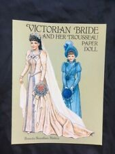 Victorian Bride and Her Trousseau, by Brenda Sneathen Mattox, 1994 NEW