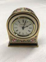 Wedgwood Clio Clock Vintage