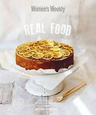 Real Food by Australian Women's Weekly Hardcover Book