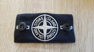 Stone Island badge Silver Special Edition + 2 buttons