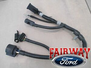 04 F-150 New Body Style OEM Genuine Ford 7/4-Pin Trailer Tow Wiring Harness