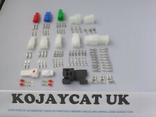 CAR MOTORCYCLE CONNECTOR WIRING LOOM AUTOMOTIVE HARNESS CABLE AUTO REPAIR KIT 7