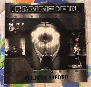 Rammstein – Seltene Lieder Lp