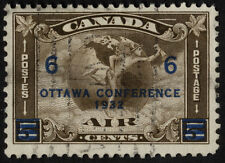 Machine Cancel Canadian Stamps