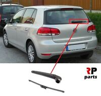 FOR VW GOLF VI 09-13, POLO 6R 09-17 NEW REAR WIPER ARM WITH 280 MM BLADE