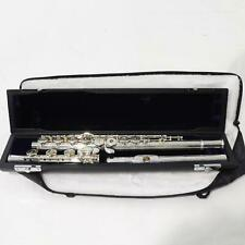 Tomasi Model 09L-GOB Flute Solid Silver Headjoint Silver Lip Plate BRAND NEW