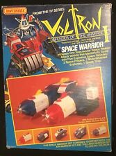 1984 VEHICLE VOLTRON SPACE WARRIOR vehicles - DAIRUGGER XV MATCHBOX 1984 vintage