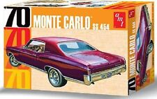 1/25 AMT 928    1970 Chevy Monte Carlo ss 454 Plastic Model kit