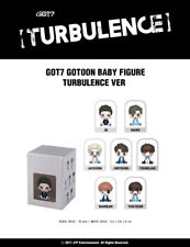 GOT7 GOT 7 GOTOON BABY FIGURE TURBULENCE VER. ALL MEMBER SET NEW