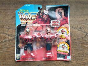 WWE Legion of Doom figures, Animal Hawk, boxed