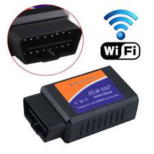 Universal ELM327 WiFi Bluetooth OBD2 Car Diagnostic Scanner Tool Code Reader