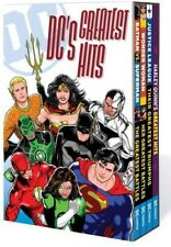 DC's Greatest Hits Box Set [New Book] Graphic Novel, Paperback, Boxed Set