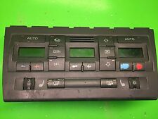 AUDI A4 B6 2001-2005 HEATER CLIMATE CONTROL PANEL SWITCH 8E0820043C