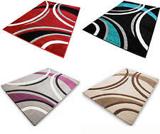 Acrylic Abstract Contemporary Rugs
