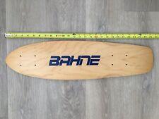 Vintage Nos 1978 Bahne Stylist Skateboard Deck
