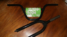 sunday color bars black BMX lenker schwarz sunday bmx NEU