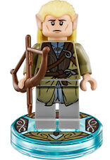 Lego DIMENSIONS LEGOLAS divided from 71219 The Lord of the Rings +bow +tag MINT